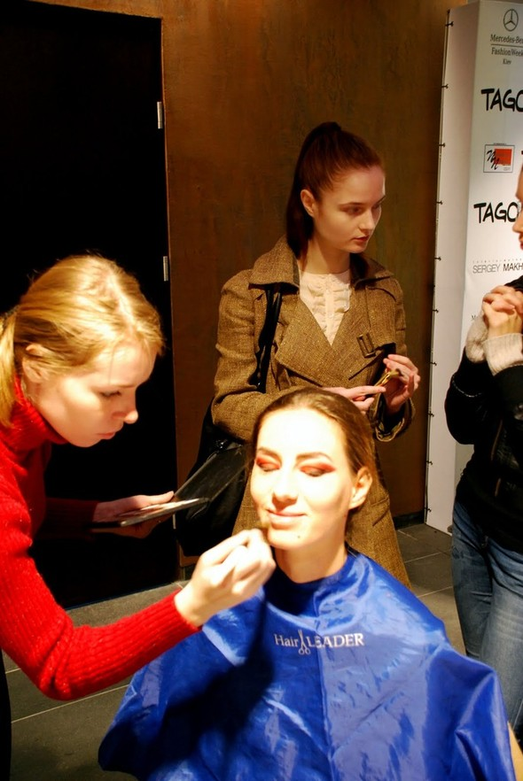 Mercedes-Benz FASHION WEEK KIEV (Backstage). Изображение № 10.