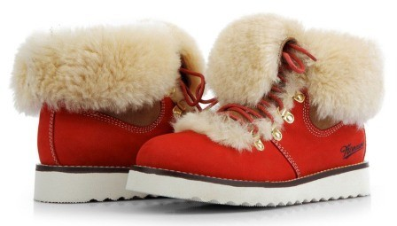 KUNY BOOTS – уютная зимняя история. Изображение № 1.