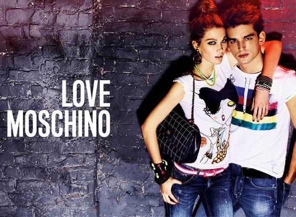 Кампании: Moschino Cheap And Chic и Love Moschino. Изображение № 3.