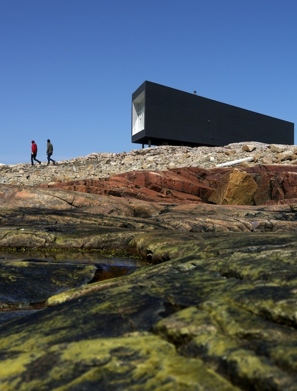 Long Studio, Fogo Island by Saunders Architecture на thisispaper.com. Изображение № 21.