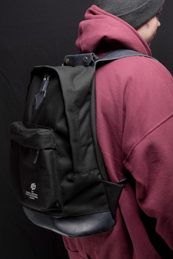 GOOD LOCAL — специальная серия рюкзаков Гоши Орехова. Изображение № 17.