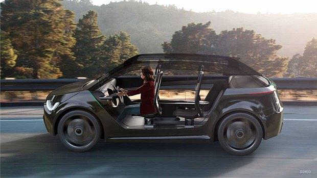 Концепт: как будет выглядеть транспорт в 2029 году. Изображение № 8.