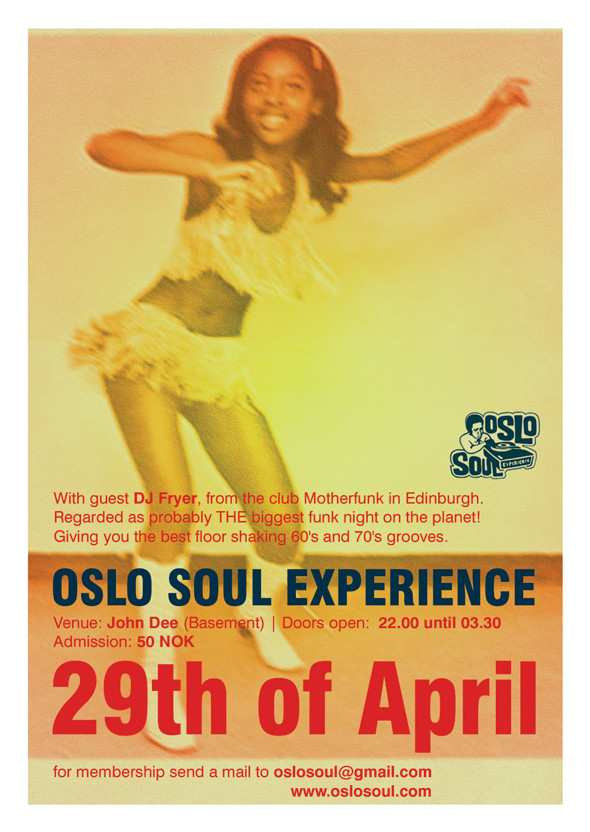 DJ BJOERN ESPEN (OSLO SOUL EXPERIENCE). Изображение № 12.