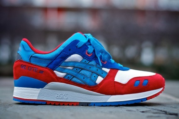 Asics Gel Lyte III + GT-II Fall/Winter 2011 релизы в Kith. Изображение № 10.