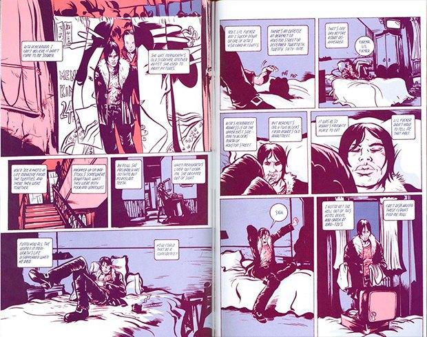 5 комиксов, обязательных к прочтению. Изображение № 4.