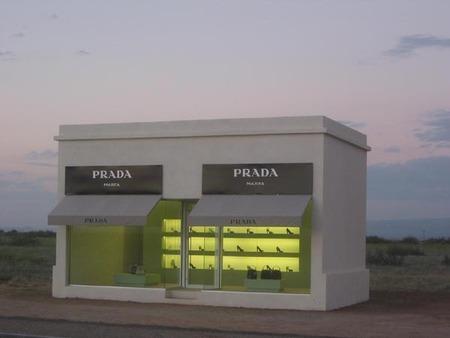 Самый одинокий магазин Prada. Изображение № 4.