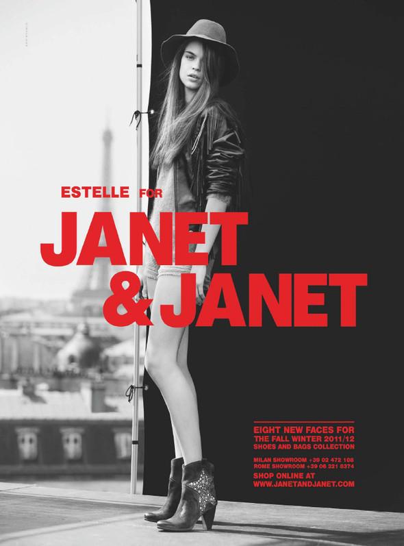 Изображение 3. Превью кампаний: Miu Miu, Janet & Janet и Stephen Webster.. Изображение № 3.