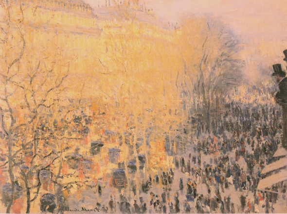 Клод Моне : флагман импрессионизма. Изображение № 19.