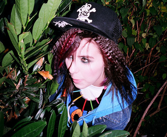 Blah Blah about Lady Sovereign. Изображение № 10.
