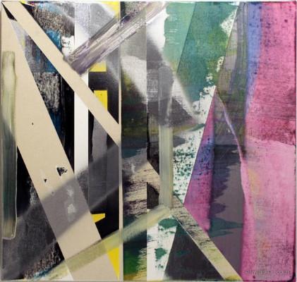Точка, точка, запятая: 10 современных абстракционистов. Изображение № 63.