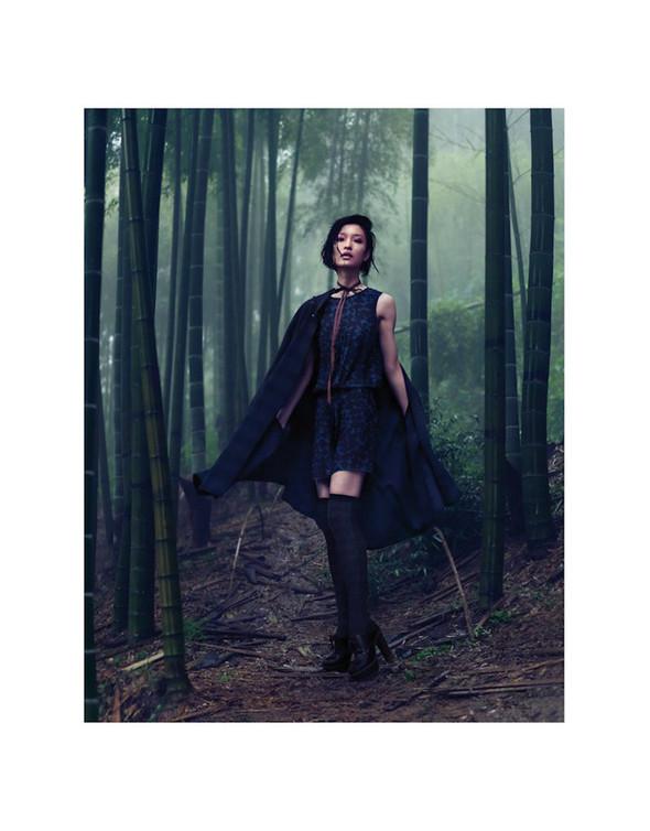 Съёмка: Ду Цзюань для Vogue. Изображение № 3.