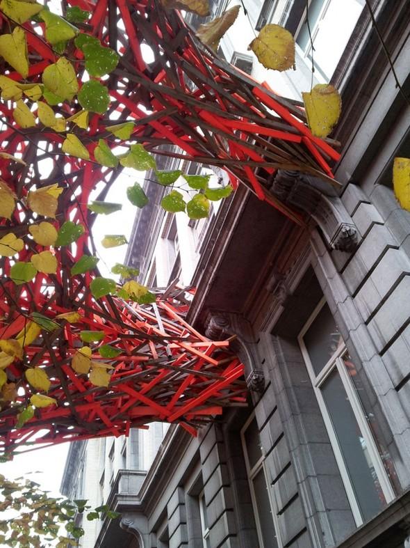 Городская скульптура от Арне Куинзе. Изображение № 4.