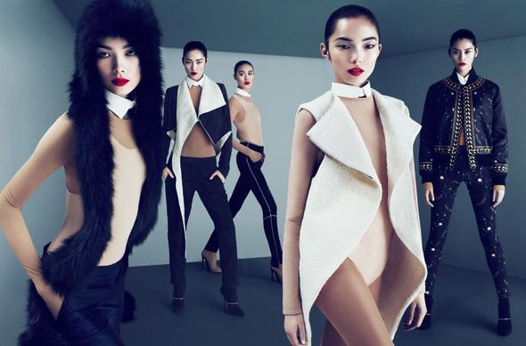 Fashion Digest: Новые лица модных марок. Изображение № 36.