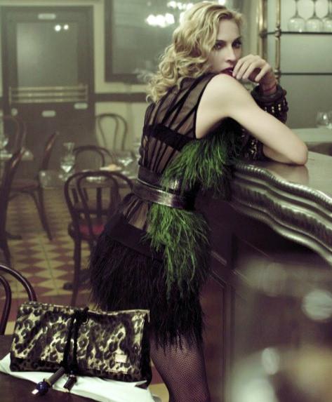 Мадонна в новой рекламе Dolce & Gabbana. Изображение № 5.