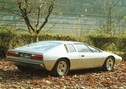 Десять лучших автомобильных проектов 60х-70х-80х годов. Изображение № 2.