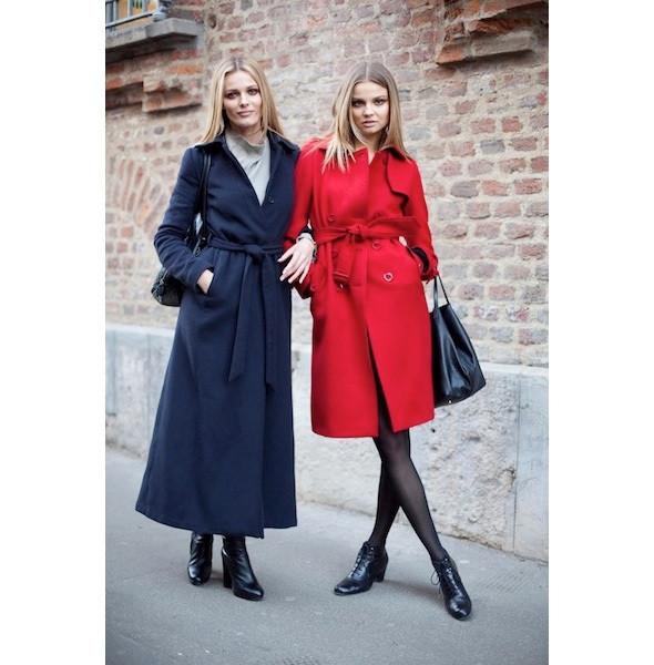Изображение 46. На полях: 10 тенденций уличного стиля с прошедших недель моды.. Изображение № 46.