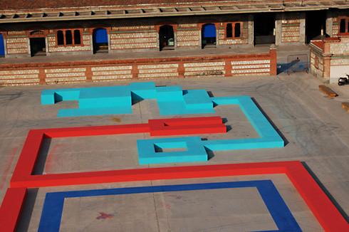 Абстрактное граффити: Стрит-художники об улицах, публике, опасности и свободе. Изображение № 42.