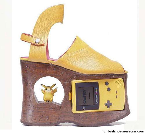 Креативная обувь. Изображение № 32.