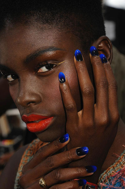 Fashion week: The nails for spring 2012. Изображение № 2.