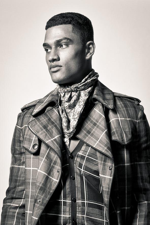 Лукбук: Jean Paul Gaultier SS 2012 Men's. Изображение № 33.