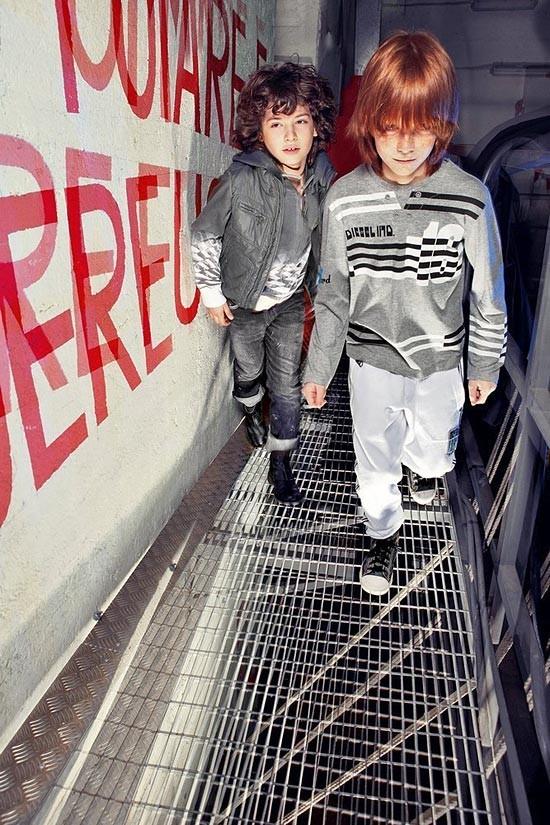 Новая детская одежда отDiesel. Изображение № 14.