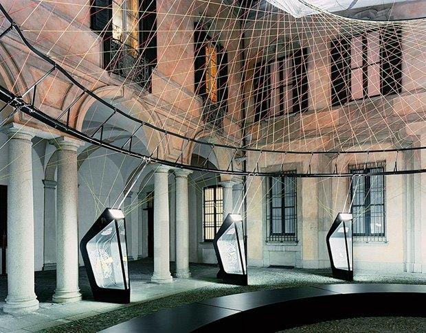 Nike создал инсталляцию для недели дизайна в Милане. Изображение № 4.