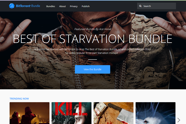 BitTorrent создаст гибрид Netflix и Kickstarter . Изображение № 1.