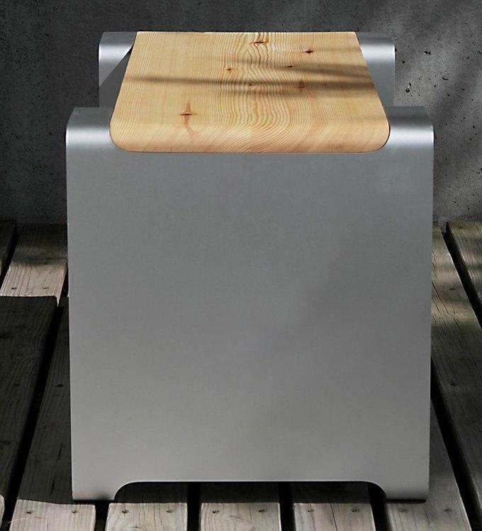 Дизайнер создал мебель изкомпьютера Apple. Изображение № 6.