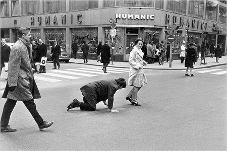 Street Art Street Life от50-х донаших дней. Изображение № 3.