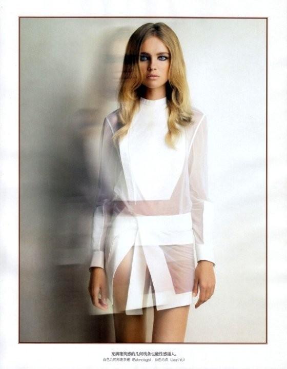 Vogue May 2010 ( Paris, US, China). Изображение № 15.