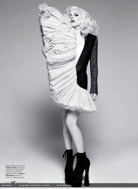 Изображение 16. Моя прекрасная леди: 20 съемок с Леди Гагой.. Изображение № 11.