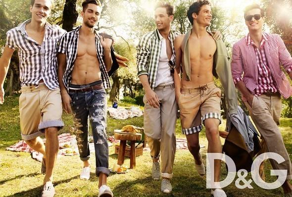 Изображение 2. S/S'11 Ad Campaign: Donna Karan, D&G, DKNY.. Изображение № 2.