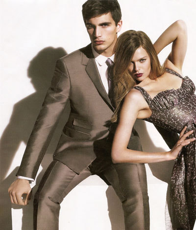 Top50. Мужчины. Models. com. Изображение № 17.