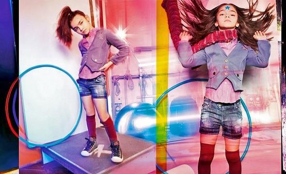 Новая детская одежда отDiesel. Изображение № 10.