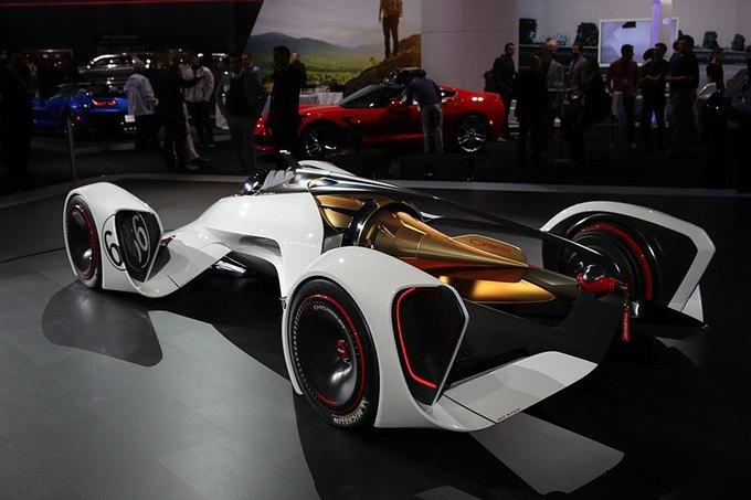 Chevrolet создала суперкар для Gran Turismo. Изображение № 9.