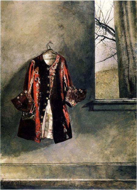 Andrew Wyeth- живопись длясозерцания иразмышления. Изображение № 5.