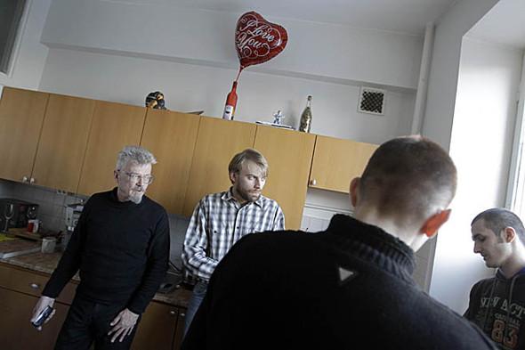 Сергей Пономарев из Ассошиэйтед пресс показывает фотографии и говорит о своем отношении к тому, что снимает, и делится тем, как это было.. Изображение № 50.