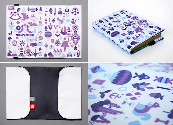 Работы дизайнеров Dopludo Collective. Обложка для книг.. Изображение № 56.