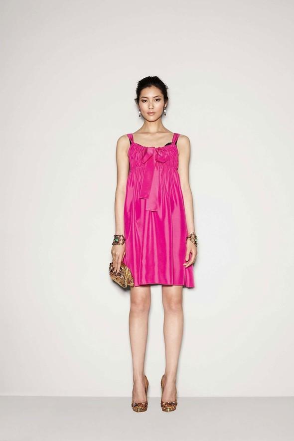 Лукбук: Dolce & Gabbana FW 2011 Women's. Изображение № 56.