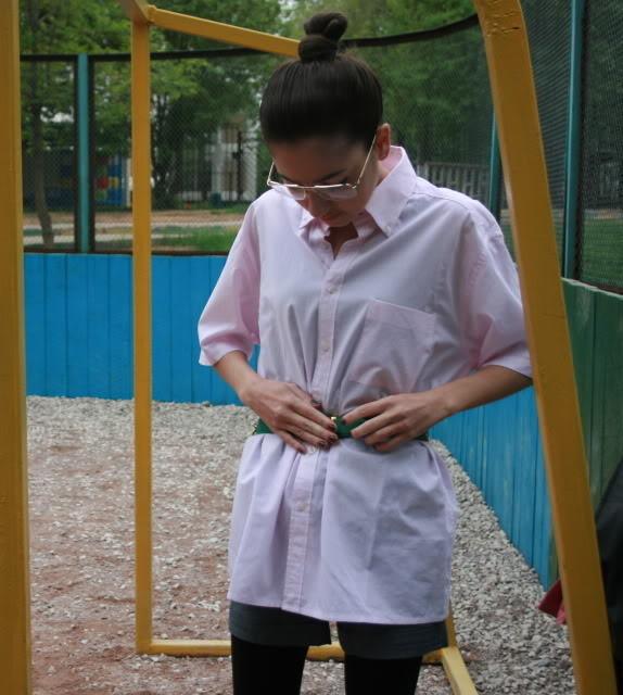 Модное лето: рубашки-oversize. Изображение № 6.