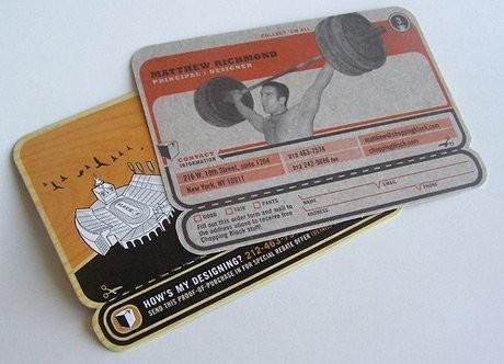 Business cards. Изображение № 24.