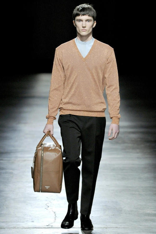 Изображение 36. Milan Fashion Week. Часть 1.. Изображение № 52.