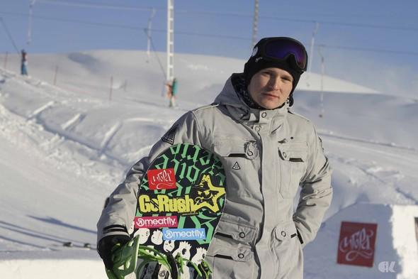 Интервью с профессиональным сноубордистом Августиновым Дмитрием. Изображение № 1.