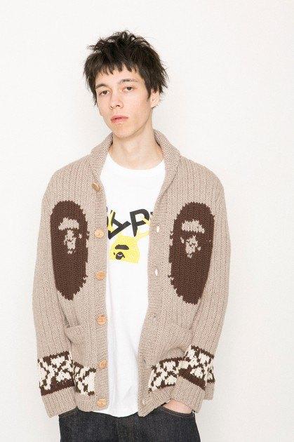Опубликованы новые лукбуки Givenchy, Boy London и A Bathing Ape. Изображение № 18.