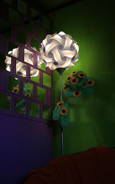 Dreamers. lamp. Изображение № 4.