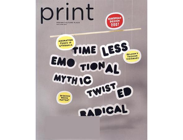 Изображение 38. Журналы недели: 6 популярных изданий о графическом дизайне.. Изображение № 41.