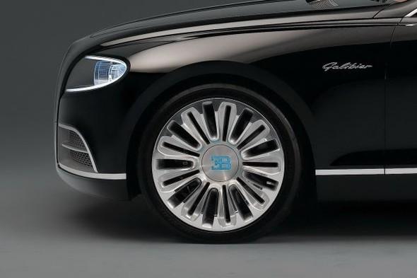 Новый Bugatti Galibier 16C. Изображение № 21.