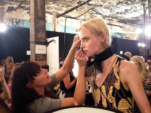 Дневник модели: Эксклюзив для Proenza Schouler на Нью-Йоркской неделе моды. Изображение № 28.