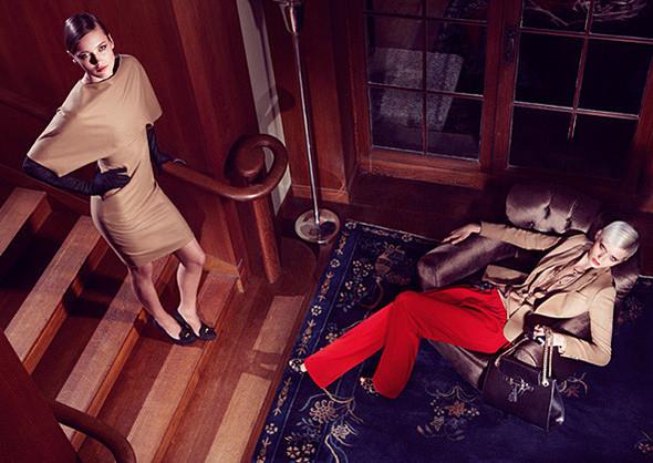 Кампании: Dior, Versace, Gucci и Burberry. Изображение № 16.