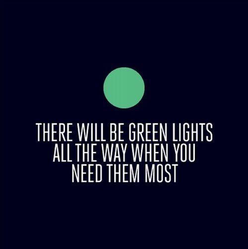 Зеленый свет будет всегда на тех учакстках, где тебе они больше всего необходимы. Изображение № 3.